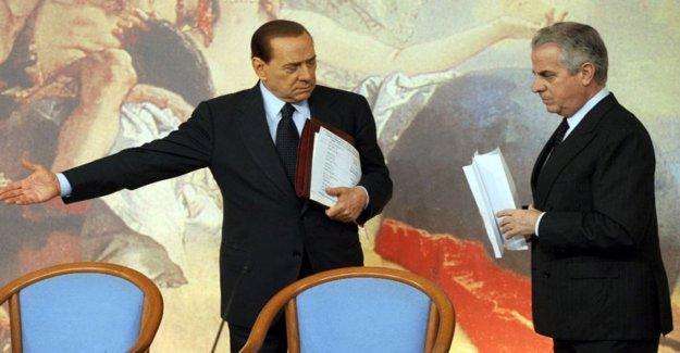 Scajola para el almuerzo por Berlusconi: estrategias para la regional 2020
