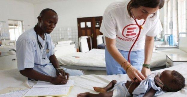 Sierra Leona , donde los niños mueren por beber, por error, la soda cáustica