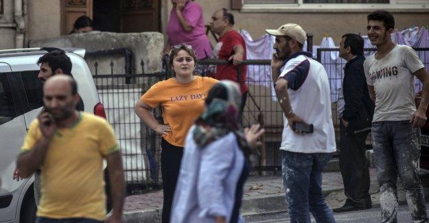 Terremoto en Estambul: nadie resultó herido, mañana cierre de las escuelas