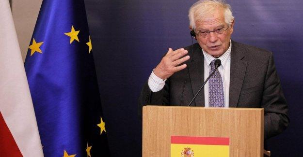 Variable de la tarifa de gestión de recompensas Europea, España: Josep Borrell