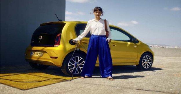 Volkswagen e-up, el más autonomía y a precio reducido