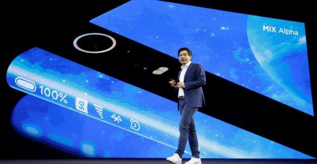 Xiaomi se alza con el 5G: aquí está el nuevo smartphone