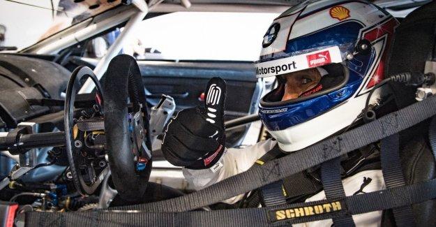 Zanardi es volver a la pista: reunión en Mugello en el campeonato de GT