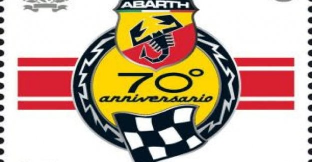 Abarth, de 70 años en un sello de correos