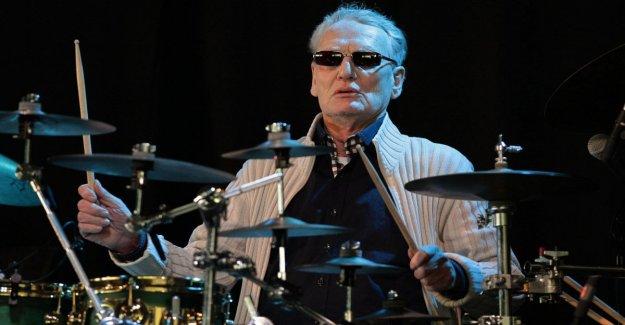 Adiós a Ginger Baker, el baterista de Cream