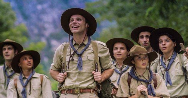 Águilas randagie, la historia de los scouts y de la Resistencia que se le dijo
