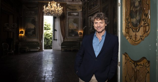 Alberto Angela con 'Ulises' en la Sicilia de la Gattopardo