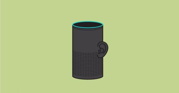 Amazon y Google han sido engañados por la aplicación de espía en sus smart altavoz