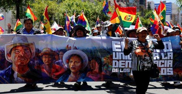 Bolivia, dos muertos en las protestas contra el presidente Morales