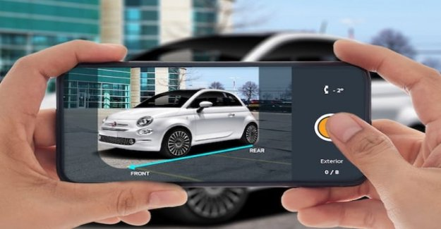 CarSparK de la Aplicación, el coche usado no es el mismo de antes