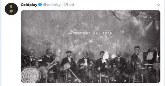 Coldplay anuncian nuevo álbum: 'la Vida Cotidiana' será lanzado el 22 de noviembre de