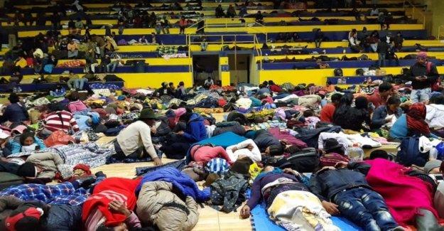 Ecuador, los salesianos, abrió las puertas de su Politécnica para dar cabida a los 3.000 indigini en la revuelta