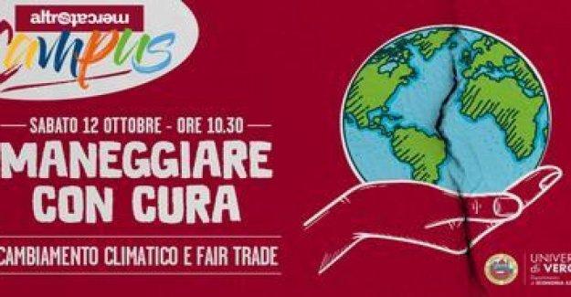 El cambio climático, el papel del Comercio Justo