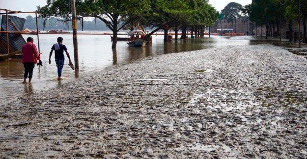 El clima, el daño causado por los desastres naturales multiplicado en los últimos 50 años