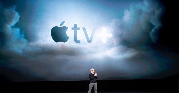 El día de la Apple Tv+ un año gratis de suscripción a nuevos clientes