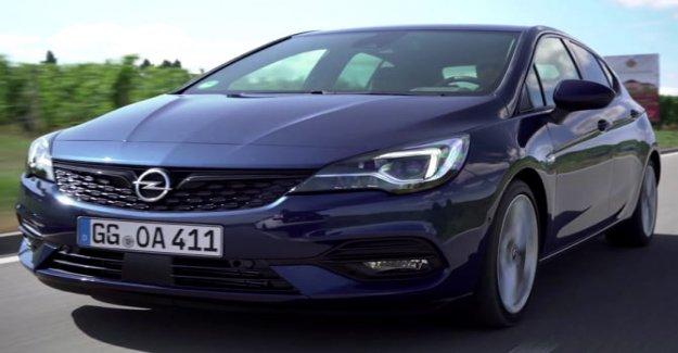 El nuevo Opel Astra, hablar con el Director del Programa