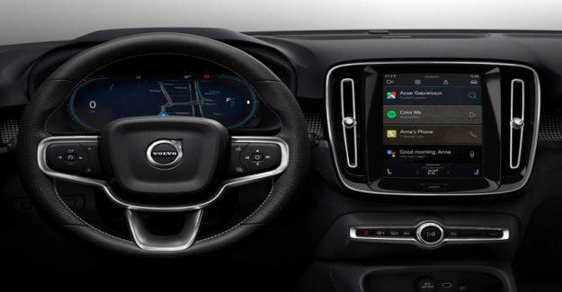 El nuevo Volvo XC40, eléctrico y conectado