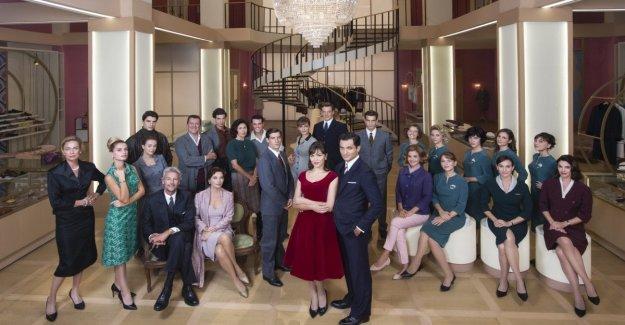 'El paraíso del señor 4', los secretos del conjunto de la telenovela inspirada en la obra de Zola