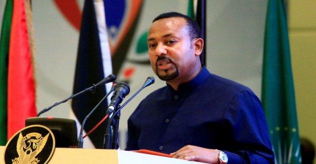 El premio Nobel de la paz 2019 va a la premier de etiopía Abiy Ahmed Ali