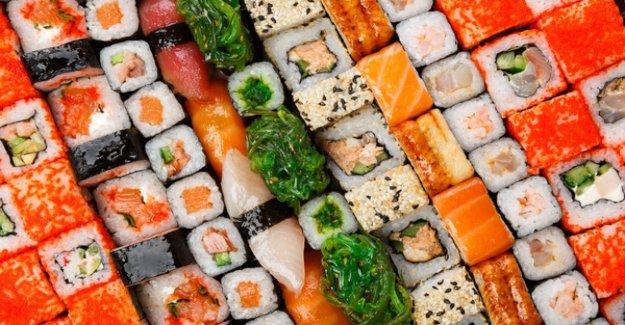 En la parte superior para la salud, la dieta japonesa escollo del mediterráneo