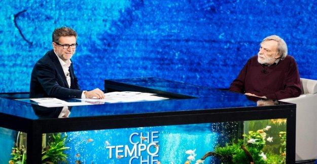Escuchar, vince Imma Tataranni entre Fabio Fazio y Barbara D'urso