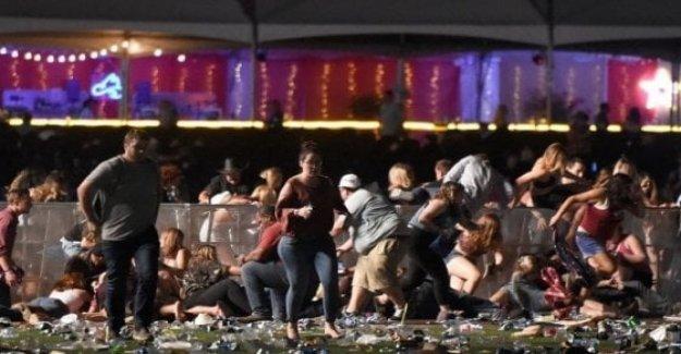 Estados unidos, compensación de registro para las víctimas de la masacre de Las Vegas: $ 800 millones