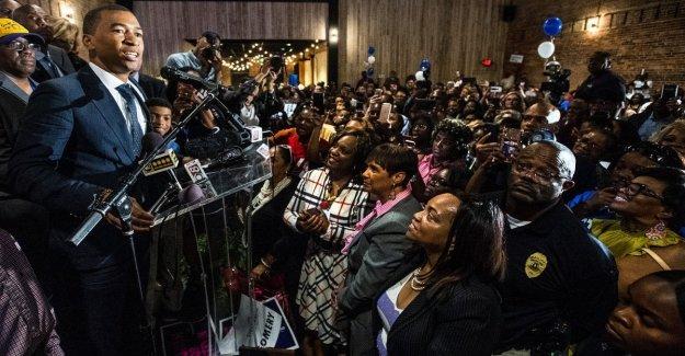 Estados unidos, que también, Montgomery tiene su primer alcalde negro. Después de 200 años de historia