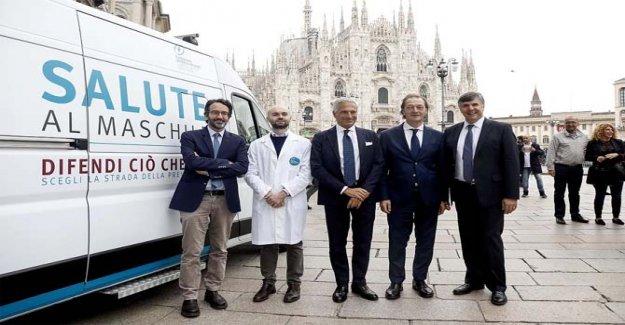 Fiat Professional, concluye el viaje dedicado a la salud masculina