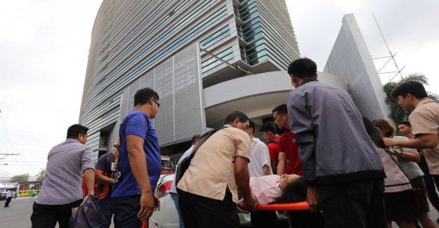 Filipinas terremoto de magnitud 6.5 en Mindanao: heridos, pero no hay alerta de tsunami