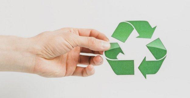 Final de los residuos de los criterios, existe el acuerdo para iniciar la economía circular
