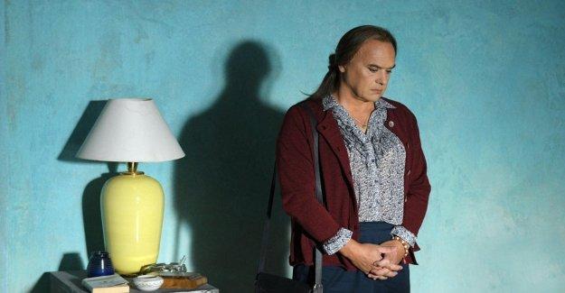 '¡Gracias!', desde el teatro, el cine y la familia destrozada con Zingaretti padre trans