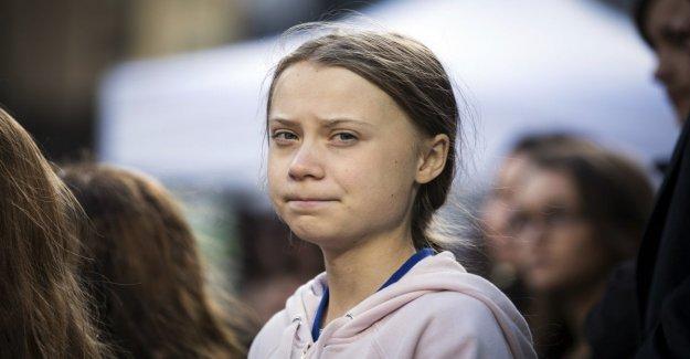 Greta Thunberg: el Rechazo de este premio tan largo como la política no va a empezar a hacer algo