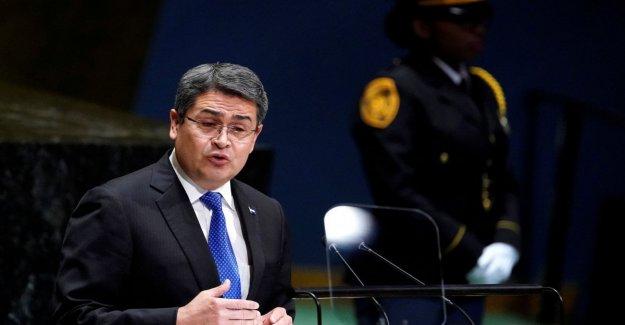 Honduras, un fiscal de los estados Unidos acusa a la presidente: Financiado por el narcodollari de El Chapo