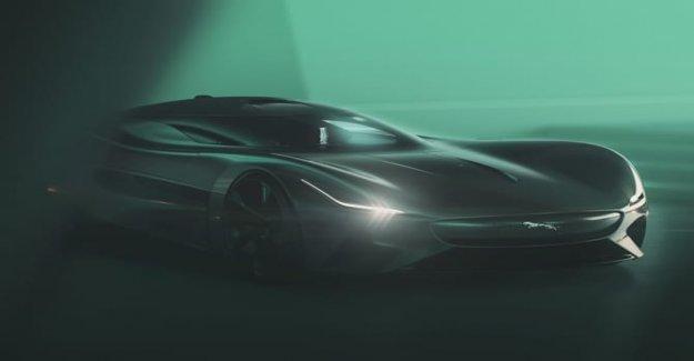 Jaguar Vision Gran Turismo Coupé, el juego se convierte en grave