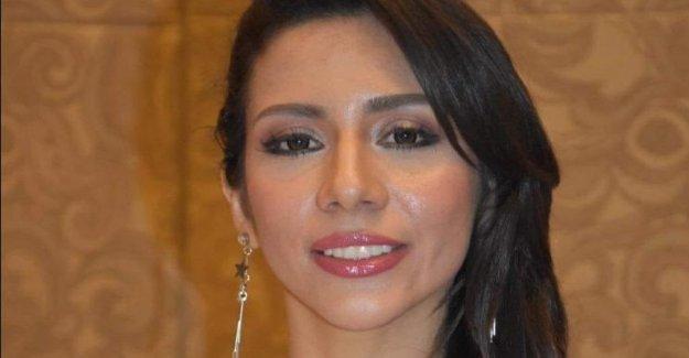 La ex Miss Irán bloqueado en el aeropuerto de Manila durante dos semanas: En Teherán, que me va a matar