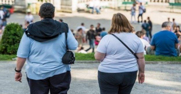 La obesidad acorta la vida útil de diez años. Obtener la Carta de Derechos