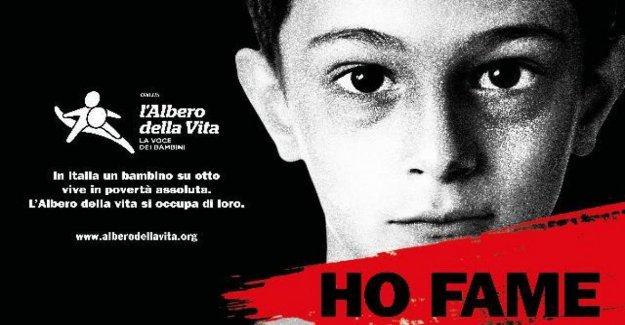 La pobreza, la voz de los niños: papá, tengo hambre, pero porque somos pobres?