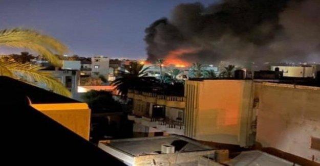 Libia, el nuevo ataque de las fuerzas de Haftar en los aeropuertos, Mitiga y se Mide: Destruye drones de los turcos