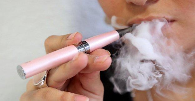 Líquidos cigarrillo electrónico, la alerta en la Iss: la Verificación de efectos pulmonares