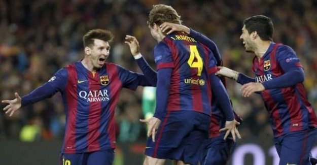 Los secretos de la Barcelona de Guardiola revelada por la ciencia