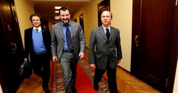Moscopoli, la Revisión en Savoini: el audio es claro que parte del dinero fue destinado a la Liga para el Europeo
