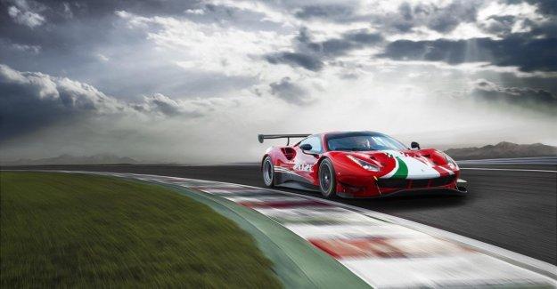 Mugello, el Soto de la Ferrari