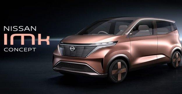 Nissan IMk, viene el Urbano, Suburbano