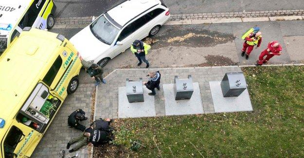 Noruega, ex policía roba la ambulancia y se lanza sobre los peatones. Detenido con el cómplice