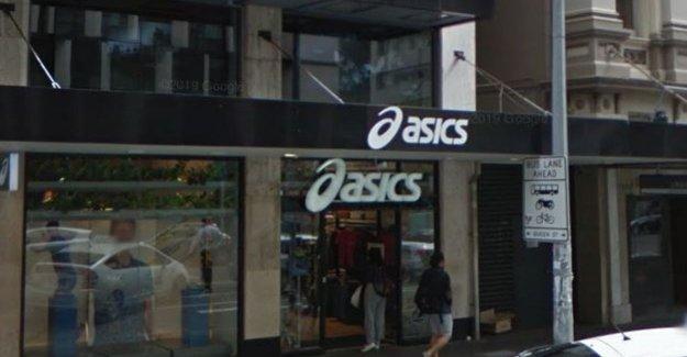 Nueva Zelanda hacker ataque de las fuerzas de la tienda de Asics a las excusas: en el contenido de la escena porno