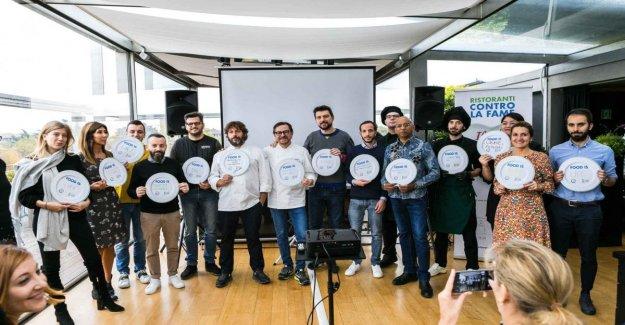 Restaurantes contra el hambre, los 2 euros más en la cuenta de que hacen la diferencia