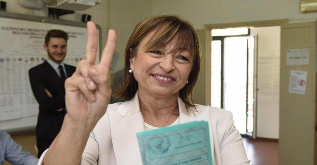 Resultados de la Umbría, las proyecciones: a la derecha, con Tesei a 57%. La derrota de la coalición de la Pd-M5S: Bianconi alrededor de 37.5