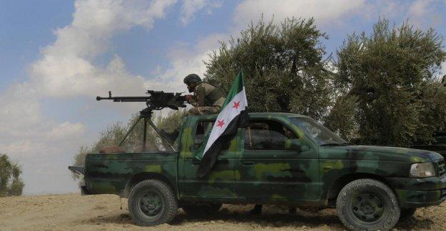 Siria advertencia a Ankara: Pronto el ejército en la frontera