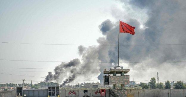 Siria, el aumento de las víctimas de la ofensiva, el turco. El escrutinio de las sanciones de la Ue y de los estados Unidos contra Ankara