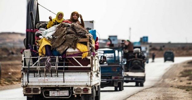 Siria, lo que hace el acuerdo de Putin-Erdogan en la zona de seguridad en la frontera, y los kurdos